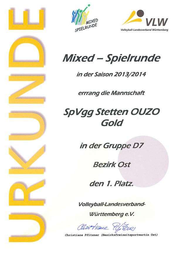 Urkunde_Ouzo-Gold_2013_2014